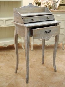 shabby chic mini desk