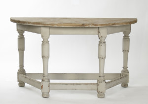 distressed painted furniture table