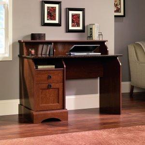 oak desk_