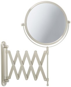 vanity mirror mounted